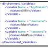 example XML file